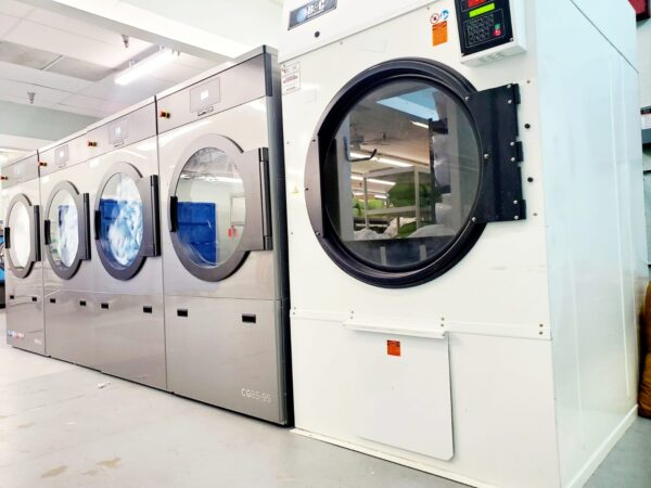 industrial laundry washers